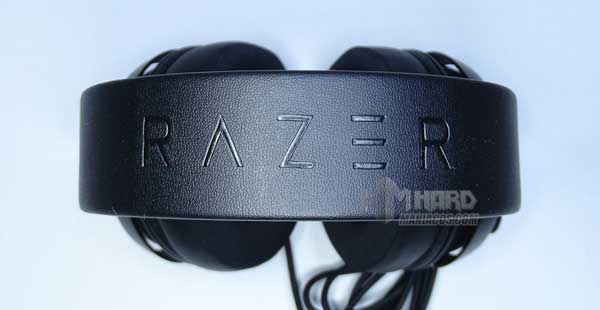 Razer Kraken Ultimate diadema por fuera