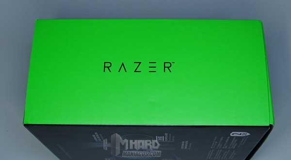 Razer Kraken Ultimate lateral caja