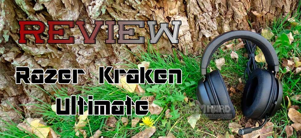 Razer Kraken Ultimate portada