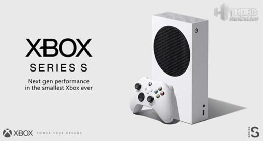 Xbox Series S portada