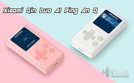 Xiaomi Qin Duo AI Ping An Q Portada