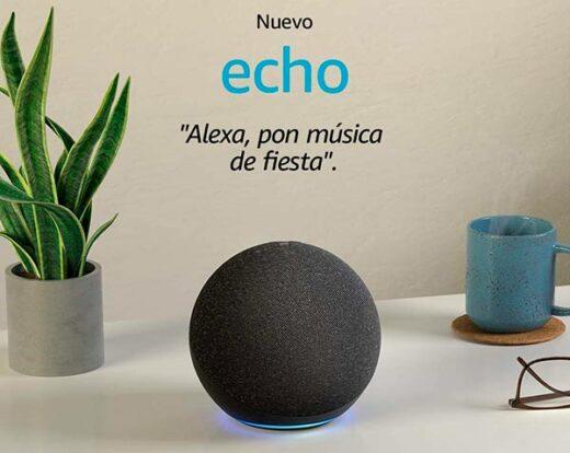 Amazon echo 2020 portada