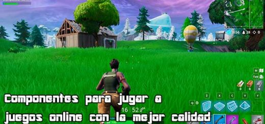 Juego online Fortnite