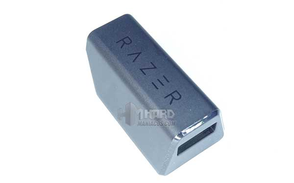 dongee conector alargador cable y transmisor wireless Razer DeathAdder V2 Pro