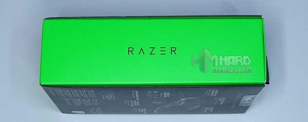 lateral verde caja Razer DeathAdder V2 Pro
