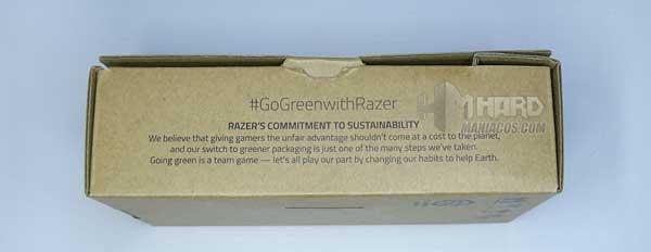 mesaje ecologico Razer DeathAdder V2 Pro