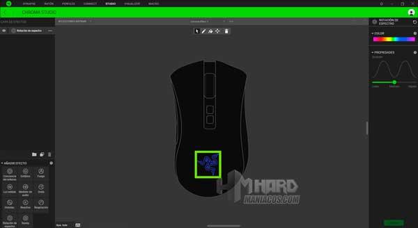 Razer DeathAdder V2 Pro Synapse Razer Chroma