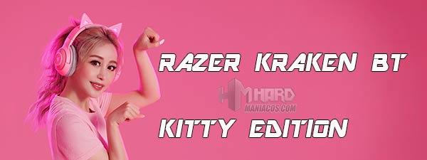 Razer Kraken BT Kitty Edition Portada