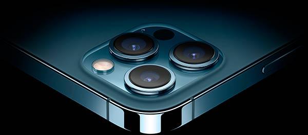 iphone 12 Pro Max camaras