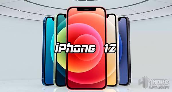 iPhone 12 colores Portada