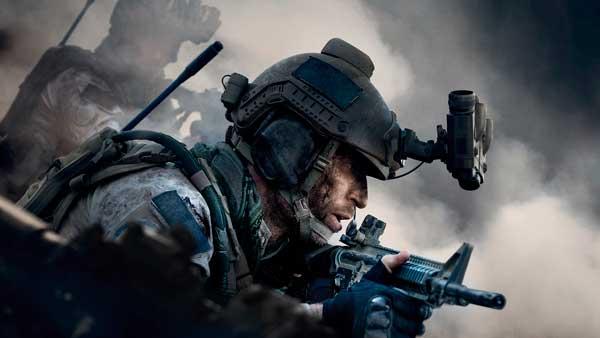 modern warfare call of duty generacion