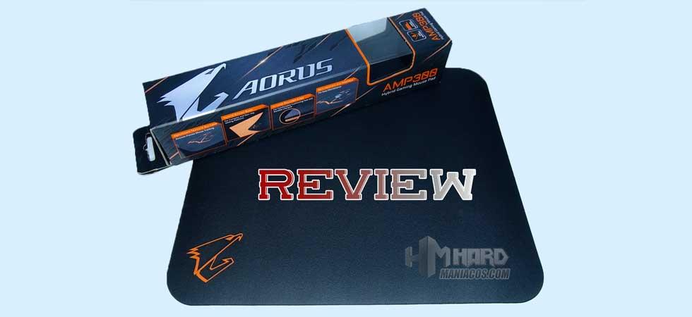 Alfombrilla Aorus AMP300