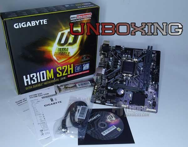 Placa base Gigabyte H310M S2H