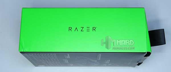 caja Razer Basilisk V2 lateral