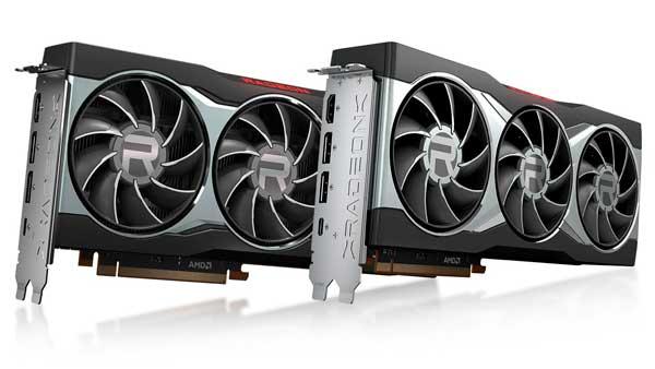 tarjetas graficas AMD Radeon RX 6000 Series