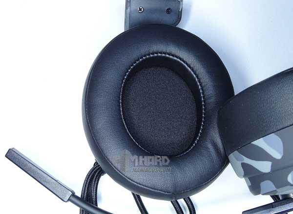 almohadilla orejera de Trust GXT 433K Pylo