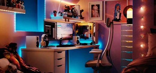 muebles gaming de IKEA y ROG portada