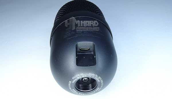 Razer Seiren Mini conector