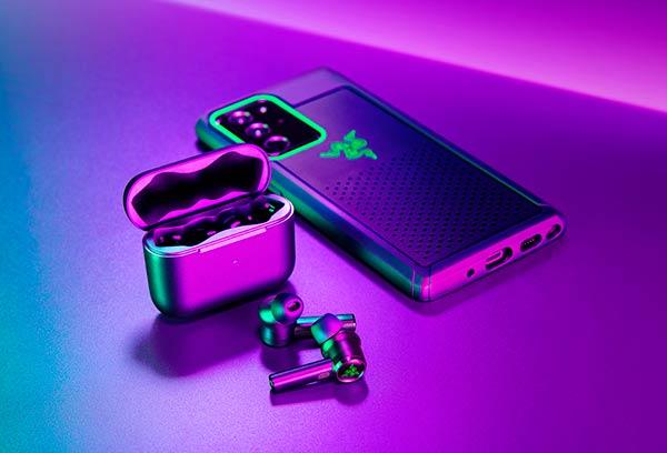 estuche Razer Hammerhead True Wireless Pro