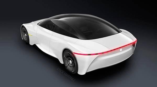 Apple Car posible diseño