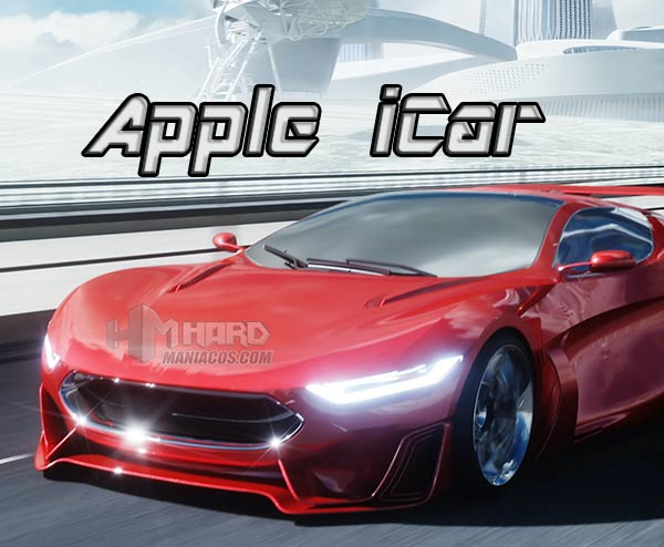 Apple iCar Portada
