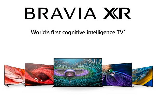 televisores SOny Bravia XR CES 2021