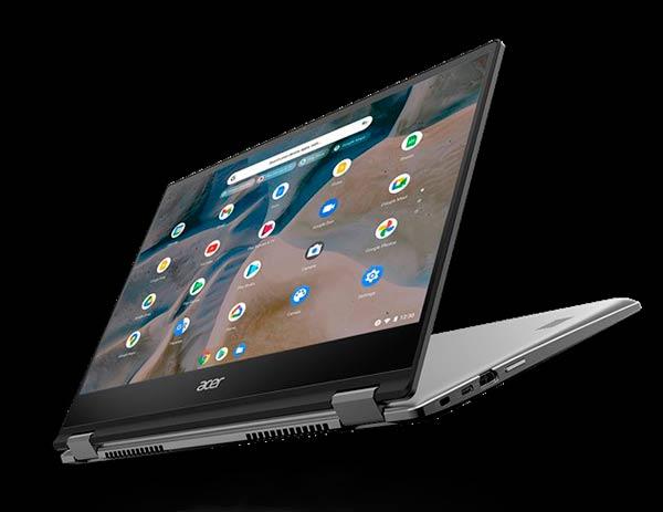 portatil Acer en CES 2021