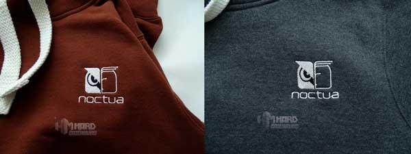 Noctua NP-H1 detalle logos