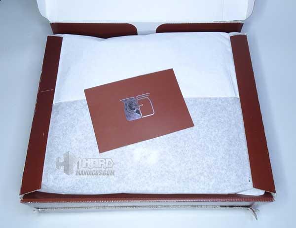 unboxing Noctua NP-H1