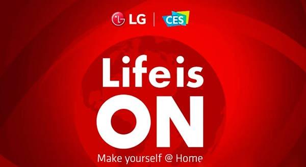 LG en CES 2021 portada