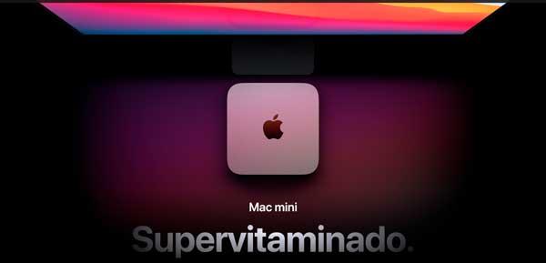 Mac mini con chip M1