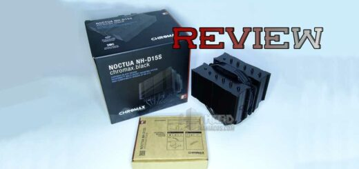Review disipador Noctua NH-D15S Chromax.black