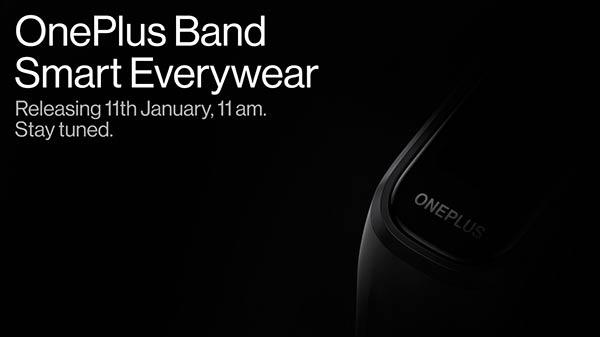 OnePlus Band presentacion