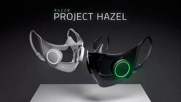 mascarillas Razer gaming