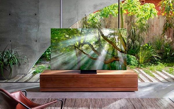 televisor Samsung CES 2021