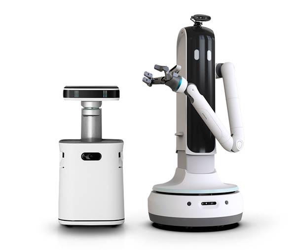 robots Samsung Bot Ces 2021