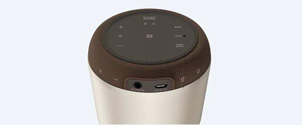 conectores Sony LSPX-S2