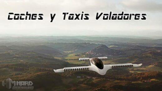 taxis y coches voladores Portada
