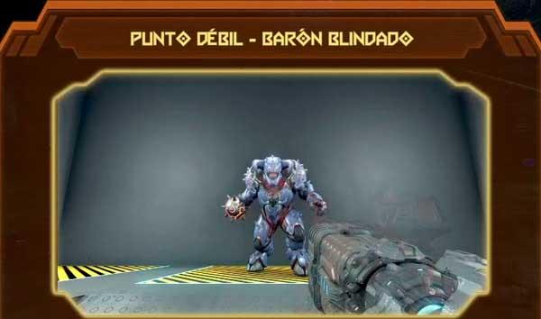 Baron blindado