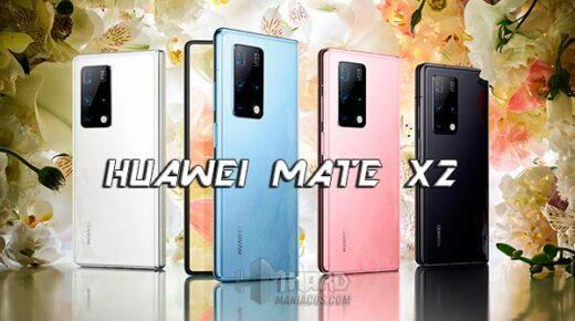 Huawei Mate X2 colores Portada
