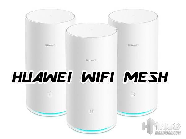 Huawei WiFi Mesh portada