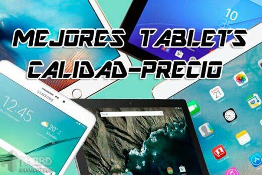 mejores tablets calidad-precio 2021