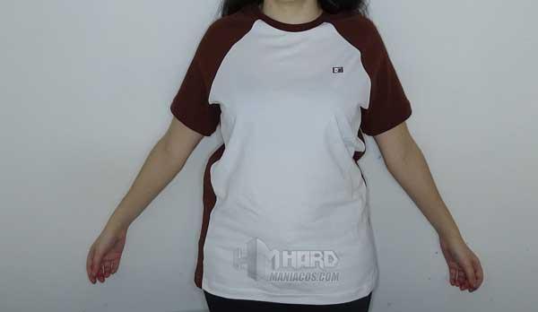 camiseta Noctua NP-T1 en Isa