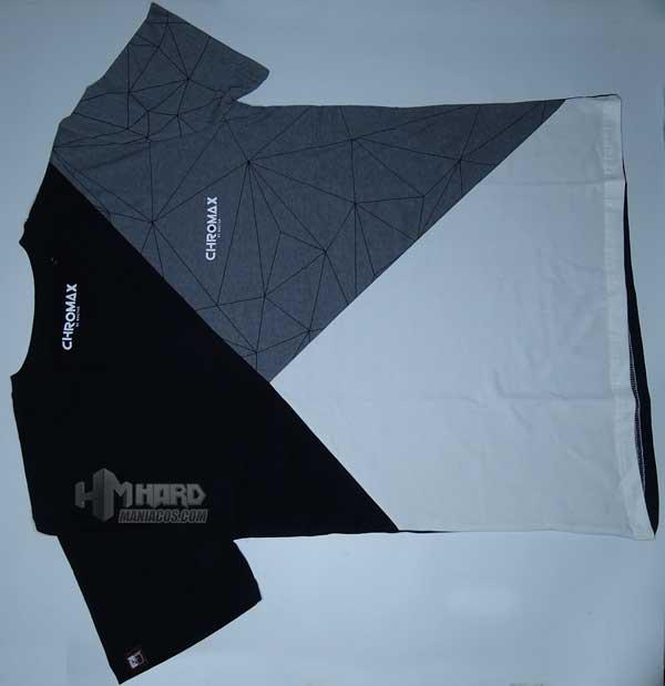 camiseta Noctua NP-T2 chromax frontal