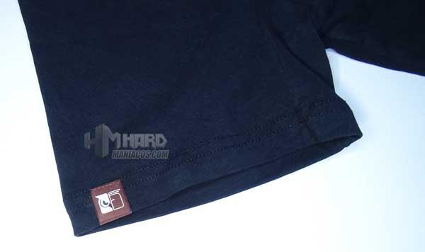 logo manga camiseta Noctua NP-T2