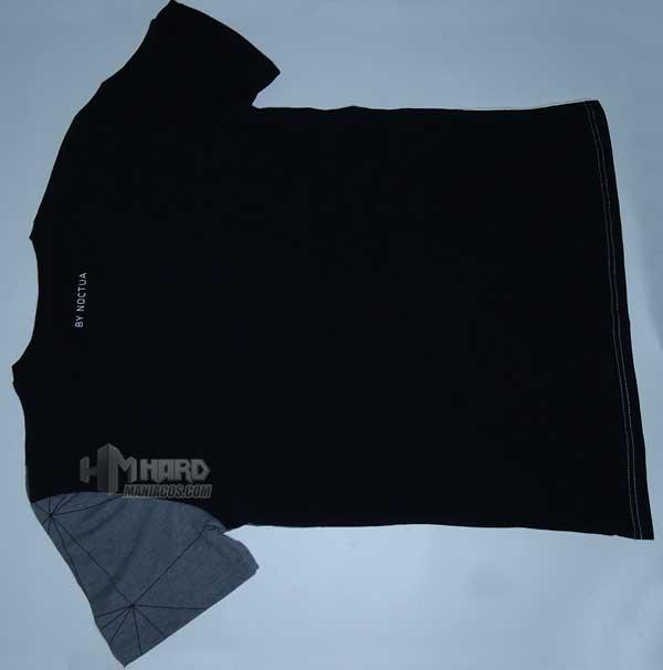 camiseta Noctua NP-T2 por detras