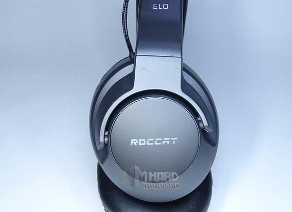 orejera auriculares Roccat Elo 7.1 Air