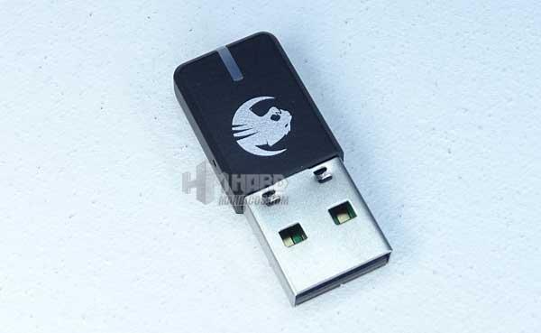 transmisor wireless Roccat Elo 7.1 Air