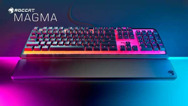 teclados magma y pyro de roccat