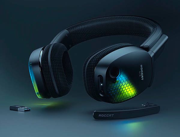 auriculares Roccat Syn Pro Air